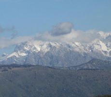 še en pohled na naše visokogorje odeto v prvi jesenski sneg...