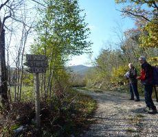 Planinsko jamarski izlet: Povir pri Divači - Stari Tabor (603 m) - sobota, 16. november 2013