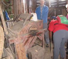 mlatilnica - za otepanje žita