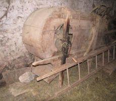 biwnk- za čiščenje zrnja žita od plev