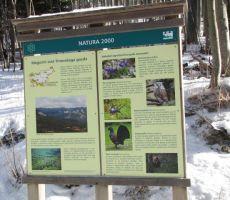 mimo območja Nature 2000...