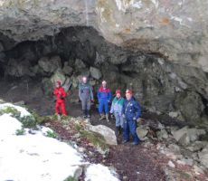 17. ponovoletno srečanje v jami Mačkovica - sobota, 25. januar 2014