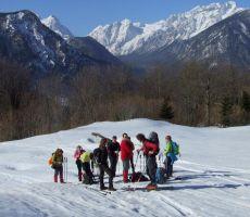 Planinska šola varnejšega gibanja v gorskem svetu: Dovška Baba (1891 m) - nedelja, 9. marec 2014