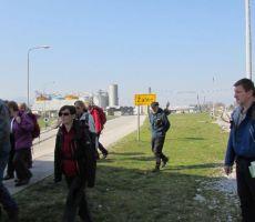 Po Hmeljski poti - četrtek, 13. marec 2014