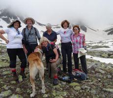 Naš pes in mi na 3000 m