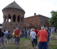 Seldžuško pokopališče v Ahlatu