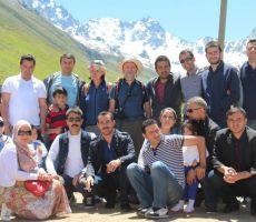 Na planini Kavron s kurdskimi odvetniki