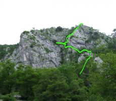 Planinska šola varnejšega gibanja v gorskem svetu: Gradiška Tura (793 m) - Nedelja, 11. maj 2014