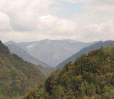 ja to so gore nad Soriško planino...
