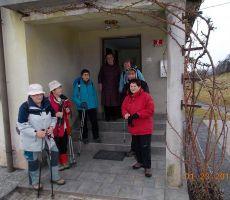 Po poti »PRIJETNO DOMAČE« - Sobota, 24. januarja 2015