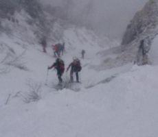 CIMA DI OMBLADET 2255m, 15.02.2015