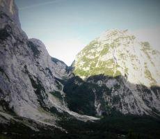 BOVŠKI GAMSOVEC 2392m, 02.08.2015
