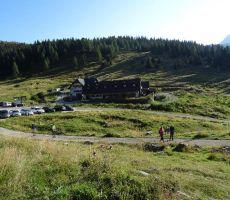 Monte Zermula (2143 m) in Zuc della Guardia (1911 m) - sobota, 22. avgust 2015