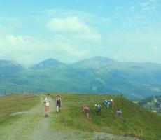 RINSENNOCK, 2.334 m- nedelja 8.8. 2015