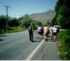 KAČKAR in ARARAT - Turčija 2002