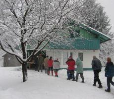 Slovenske gorice, 6. februar 2010
