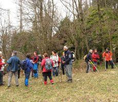 Po Poti slovenskih legend     Bukovo – KOJCA, 1303 m - Zakojca, 5. april 2010