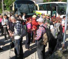 60-letnica planinskega društva HPT Sljeme Zagreb pri Planinskem domu Vugrovec - 9. maj 2010