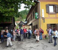 Podlehnik – Sv. Avguštin. Skupni izlet s člani PD Pošte in Telekoma Maribor. 22. maj 2010