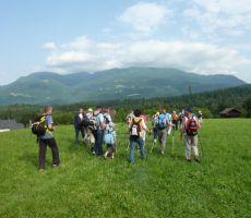 43. srečanje planincev Pošte in Telekoma Slovenije - Golte nad Mozirjem, 13. junij 2010