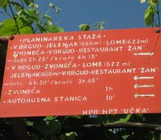 10. MEMORIALNI POHOD BORISA BOGEVIĆA, Veli Brgud, Hrvaška. 12. junij 2010