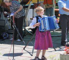 Mlada harmonikarica
