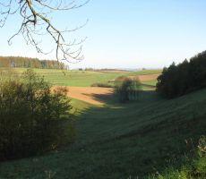 Mehka Dolenjska pokrajina