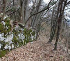 Stara opornica zidu