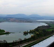 Škalsko in Velenjsko jezero