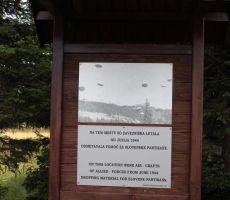 Spomin na zavezniško pomoč med drugo vojno