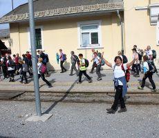 Vogar,25.maj 2019-1000 železničarjev nad 1000m