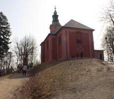 Cerkev na vrhu