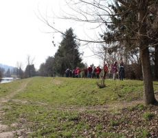 Pot ob Kamniški Bistrici