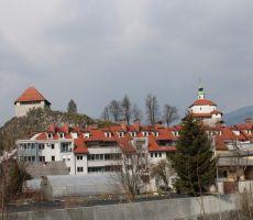 Kamnik in Mali grad