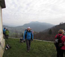 Pogled proti Limbarski gori