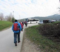 Na avtobus pa v Lukovico