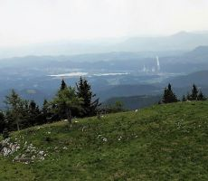 V dolini pa Šoštanj in oba jezera