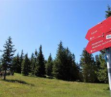 Še 5 minut do najvišjega vrha Pohorja