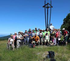 Gasilska na najvišjem vrhu Pohorja