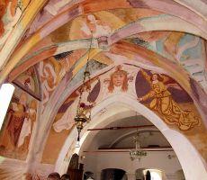 Čudovite stropne freske