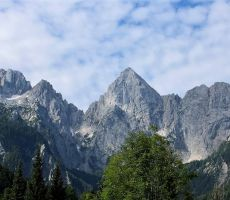 Martuljški slap-jezero Jasna-Poštarski dom na Vršiču