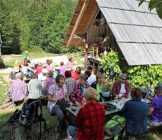Vesela družba pri Ingotu
