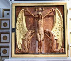 Detalj iz cerkvice