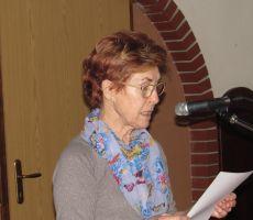Poročanje- Irena Fekonja