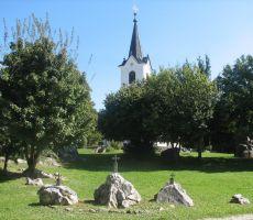 Cerkev sv.Miklavža na Gradišču