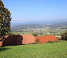 Pogled na moravško dolino
