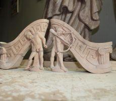 Čevlji v rimskogrškem slogu