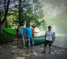 Planinski tabor v Bohinju od 6.do 9.julija 2017