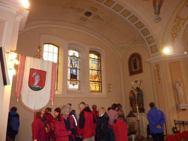 Med Porabske Slovence z umetnostnim zgodovinarjem, 27. marec 2011