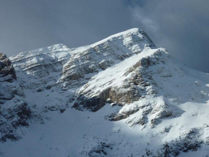 Zimska nedelja na Vršiču, 8. januar 2012